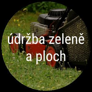 zakázková údržba zeleně a ploch