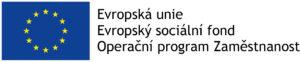 Evropsky socialni fond OPZ logo